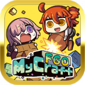Androidアプリ「Fate/Grand Order MyCraft Lostbelt」のアイコン