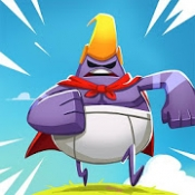 Androidアプリ「Rocky Rampage: Wreck 'em Up」のアイコン