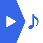 Androidアプリ「Easy MP3 Converter - 動画をMP3変換/抽出 簡単に使えるMP3コンバーター」のアイコン