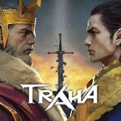 Androidアプリ「TRAHA」のアイコン