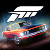 Androidアプリ「Forza Street」のアイコン