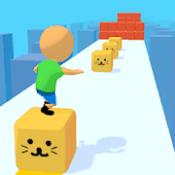 Androidアプリ「Cube Surfer!」のアイコン