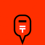 Androidアプリ「ポストマップ」のアイコン