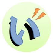 Androidアプリ「いびきセンサーV2」のアイコン