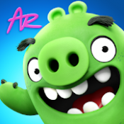 Androidアプリ「Angry Birds AR: Isle of Pigs」のアイコン