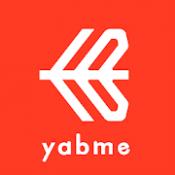 Androidアプリ「yabme (ヤブミー)」のアイコン