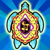 Androidアプリ「タートア:グローバル・リズムゲーム」のアイコン