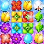 Androidアプリ「ガーデンドリームライフ:フラワーマッチ3パズル」のアイコン