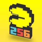 iPhone、iPadアプリ「PAC-MAN 256 - 迫るバグから逃げろ!次世代エンドレスパックマン!-」のアイコン