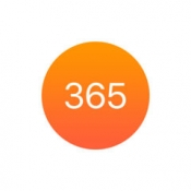 iPhone、iPadアプリ「DAYS -- Event countdown」のアイコン