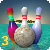 iPhone、iPadアプリ「My Bowling Paradise」のアイコン