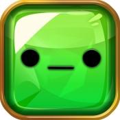 iPhone、iPadアプリ「ふみふみ少女マシタちゃん【ゼリーぷちぷち爽快アクション】」のアイコン