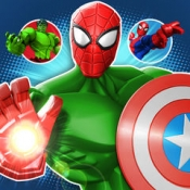 iPhone、iPadアプリ「Mix+Smash: Marvel Super Hero Mashers 【英語版】」のアイコン