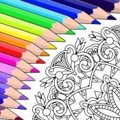 iPhone、iPadアプリ「Colorfy: 大人のための塗り絵」のアイコン