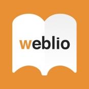 iPhone、iPadアプリ「Weblio英語辞書 - 英和辞典/和英辞典・翻訳」のアイコン