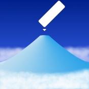 iPhone、iPadアプリ「AR山ナビ -日本の山16000-」のアイコン