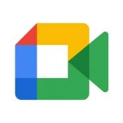 iPhone、iPadアプリ「Google Meet」のアイコン