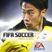 iPhone、iPadアプリ「FIFAサッカー プライムスターズ」のアイコン