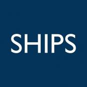 iPhone、iPadアプリ「シップス公式アプリ SHIPS app」のアイコン