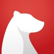 iPhone、iPadアプリ「Bear - プライベートメモ」のアイコン