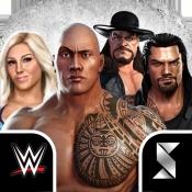 iPhone、iPadアプリ「WWE Champions (WWE チャンピオンズ)」のアイコン
