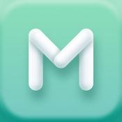 iPhone、iPadアプリ「Moodnotes - 気分記録 & かわいい感情日記。」のアイコン