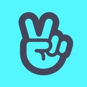 iPhone、iPadアプリ「V LIVE - Global Star Live app」のアイコン