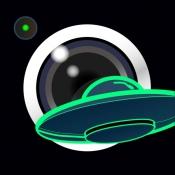 iPhone、iPadアプリ「そんな事より完全にUFO飛んでる!」のアイコン