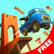 iPhone、iPadアプリ「Bridge Constructor Stunts FREE」のアイコン