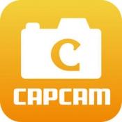 iPhone、iPadアプリ「カプコン公式イベントカメラ CAPCAM」のアイコン