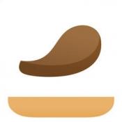 iPhone、iPadアプリ「Burger – The Game」のアイコン