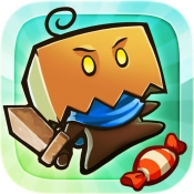 iPhone、iPadアプリ「Slashy Hero」のアイコン