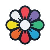iPhone、iPadアプリ「Recolor - 大人のための塗り絵帳」のアイコン