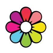 iPhone、iPadアプリ「Recolor: お気に入りの塗り絵アプリ」のアイコン
