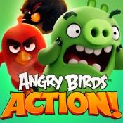 iPhone、iPadアプリ「Angry Birds Action!」のアイコン