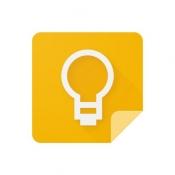iPhone、iPadアプリ「Google Keep - メモとリスト」のアイコン