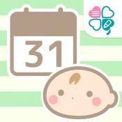 iPhone、iPadアプリ「産みたい日チェッカー-計画的な妊活、妊娠、出産を支援する子作り応援アプリ-」のアイコン