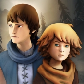 iPhone、iPadアプリ「Brothers: A Tale of Two Sons」のアイコン