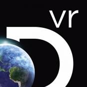 iPhone、iPadアプリ「Discovery VR」のアイコン