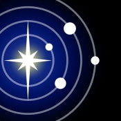 iPhone、iPadアプリ「Solar Walk 2 - 天文ガイド、人工衛星 3D」のアイコン