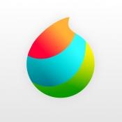 iPhone、iPadアプリ「メディバンペイント」のアイコン
