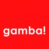 iPhone、iPadアプリ「gamba! (ガンバ)」のアイコン