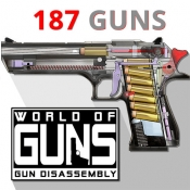 iPhone、iPadアプリ「World of Guns」のアイコン