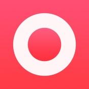 iPhone、iPadアプリ「Just Press Record」のアイコン