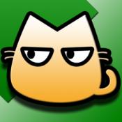iPhone、iPadアプリ「草むらドカン猫!」のアイコン