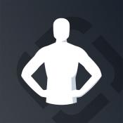 iPhone、iPadアプリ「筋トレアプリ Runtastic Results」のアイコン
