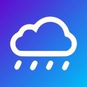 iPhone、iPadアプリ「ききくる天気レーダー」のアイコン