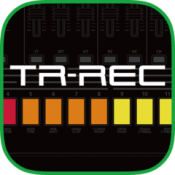 iPhone、iPadアプリ「TR-REC GAME」のアイコン