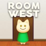 iPhone、iPadアプリ「脱出ゲーム ROOM WEST からの脱出」のアイコン