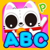 iPhone、iPadアプリ「初めてのABC〜英語キャッツ〜」のアイコン